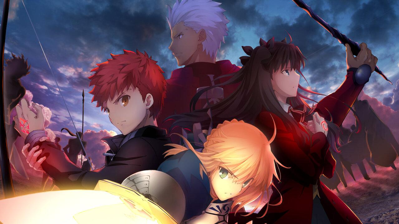 Fate Stay Night se estrenara este año en abril